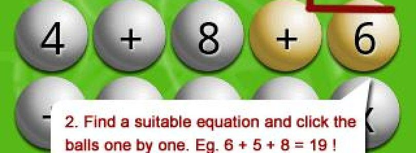 Test Your Math Skills Out Using Math Scramble