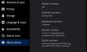 Nexus One – The First Phone to Receive a Honeycomb Full SDK Port