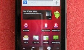LG Optimus V: Only Just Out, Already Rooted!