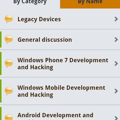 Official XDA Premium Android App Released!