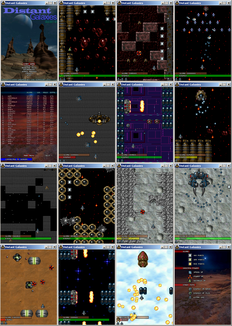 Game Distant Galaxies For Windows Mobile Pc Xbox Updated