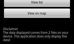 Look At What Your Phone Has Been Recording With Location Cache Viewer for Android