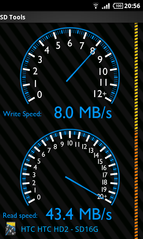 Increase The Reading Speed Of Your SD Card