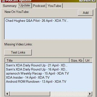 XDA TV Official Podcast (and Windows App) Available Now!