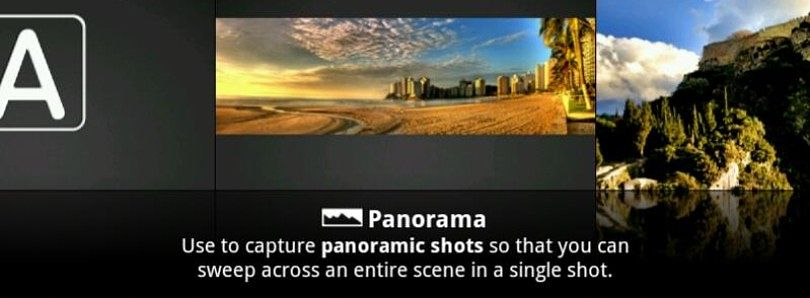 Sense's 3.0 Panorama Enabled Camera apk Extracted For EVO