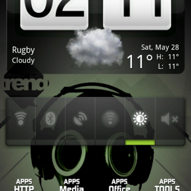 Icons XDA Minimal Text for Android