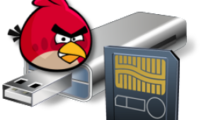Never Lose Your Progress Again, Backup Your Angry Birds Data