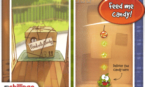 Cut The Rope Now Available For Android
