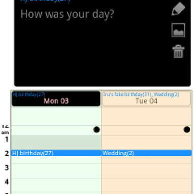 Organize Your Life With Todayist