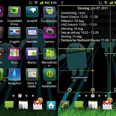 Modified TouchWiz 4 Launcher For ALL Android Devices