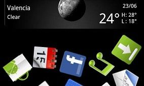 "Add A Little ""Gravity"" To Your Home Screen"