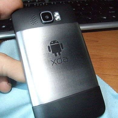 Think YOU Love XDA? Look at This Amazing HD2!