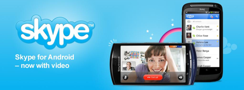 Skype 2.0 With Video Support Ready for download