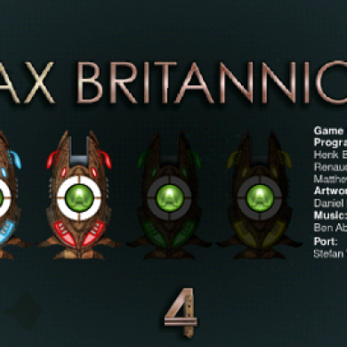 Pax Britannica Real Time Strategy Game Ported To Android