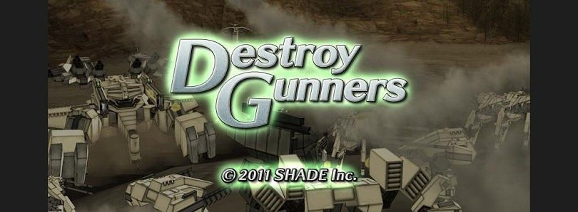 Shoot Some Robots With Destroy Gunners for Android