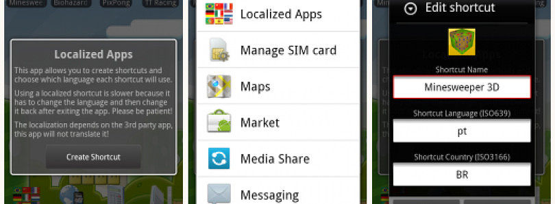 Localized Apps for Android Lets You Launch Apps In Any Language