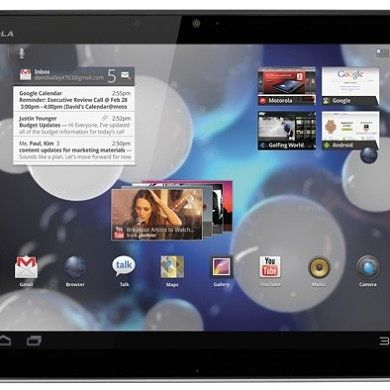 Rooted Android 3.2 Update Available for the US WiFi-Only XOOM!