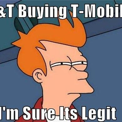 AT&T&T-Mobile Deal Falling Appart