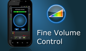 Fine Volume Control, Adds A Dial To Volume Dialog