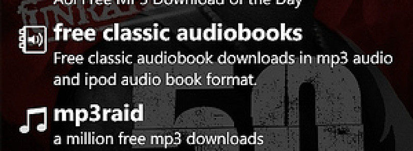 Download Songs And Audio Books With SuperMusic For WP7