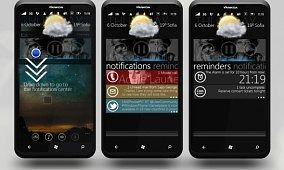 Notification Concept For Windows Phone