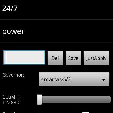 Play With Voltages On Your Xperia Neo and Arc With SetXperia