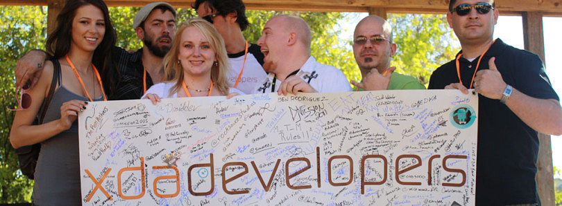 Own the XDA Banner from the Big Android BBQ!