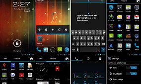ICS ROM For HTC HD2 – Hardware Accelaration Fixed