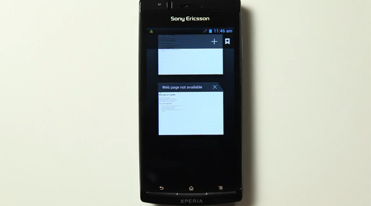 Sony Ericsson Releases Official Alpha Build of Ice Cream