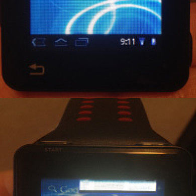 Motorola ACTV Android Wristwatch Gets Root