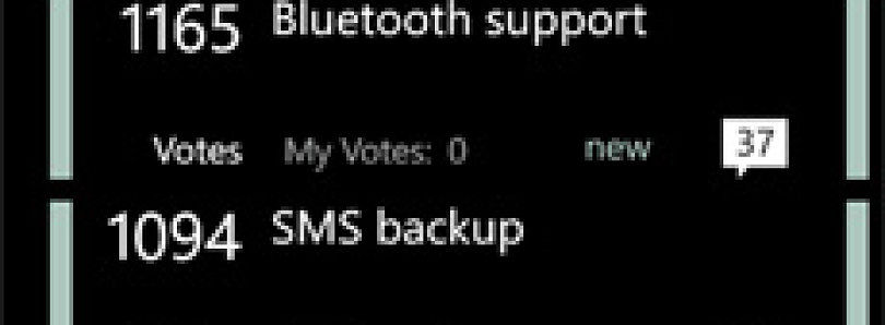 Microsoft Releases Feedback Apps, Suggest Features For WP7 On Your WP7