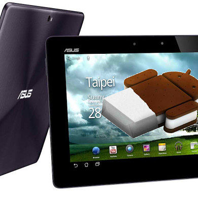 Ice Cream Sandwich Update for Asus Transformer Prime Pushing Out Today!