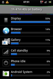 Battery Script for Xperia Live Helps Improve Battery Life