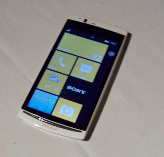 Is This A Windows Phone From Sony