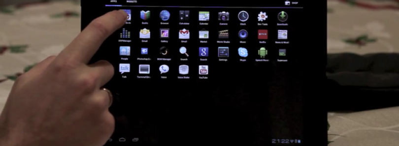 CyanogenMod 9 Alpha 0 Makes Its Way to the HP TouchPad