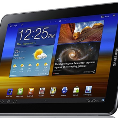 Galaxy Tab 7.7: All Things Are Set, ROM Development Has Started