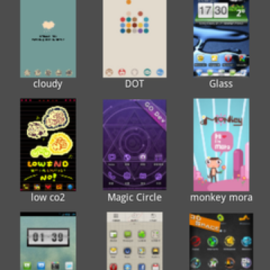 ThemeX Extracts Icons, Wallpapers, and Docks from Launcher Themes