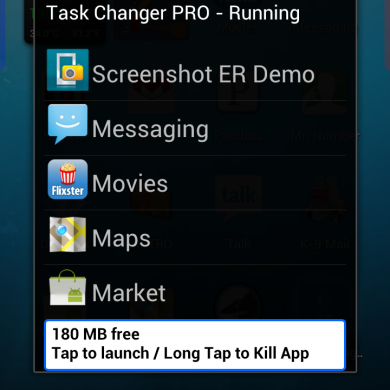 Task Changer PRO: Switch Rapidly Between Tasks