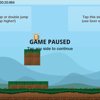 Games on XDA: Run, Pig, Run!