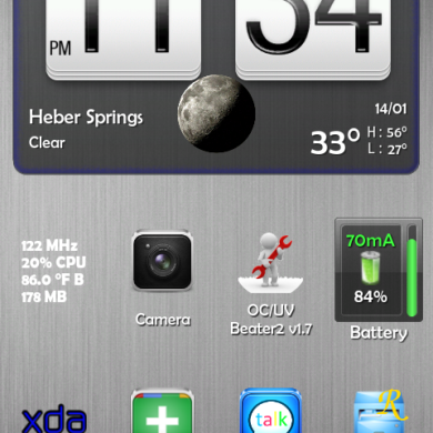 Desire HD Tools and Themes for CoreDroid