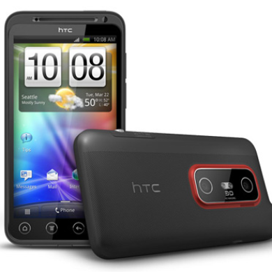 HTC EVO 3D HBoot Downgrade Live CD Available