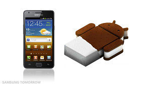 ICS Officially Released for SGS2, Root Acquired