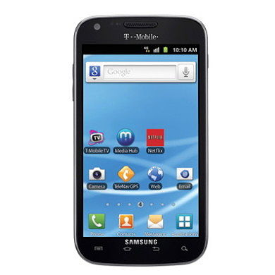 Collection of Status Bar Tweaks for T-Mobile Galaxy SII