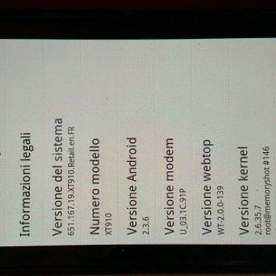 Kexec Bootloader Bypass Released for Motorola Droid Razr