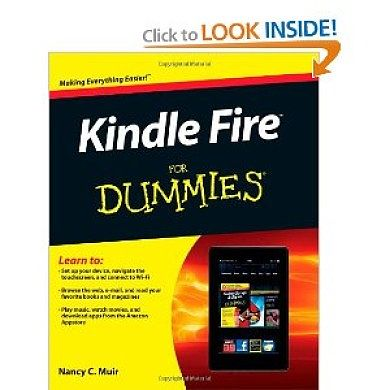 New User Guide for the Kindle Fire