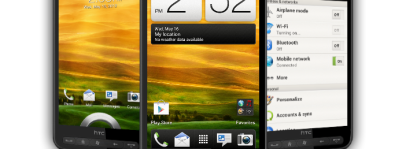 And it Keeps Going and Going… Sense 4 ROM Released for HD2