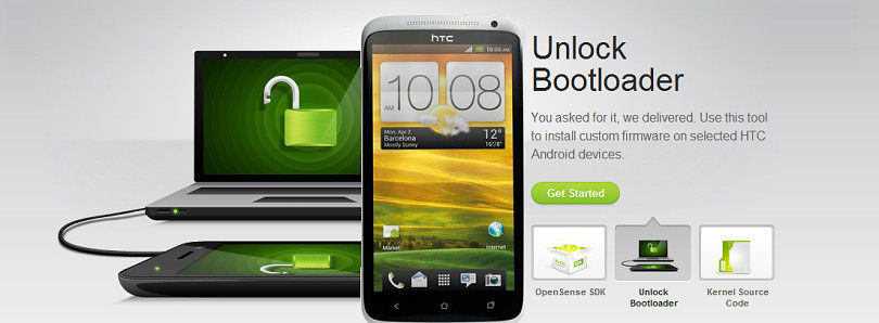 Bootloader Unlock for the AT&T HTC One X!