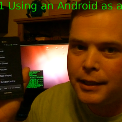 Pro Tip Number 1: Android XBMC Remote Control – XDA TV