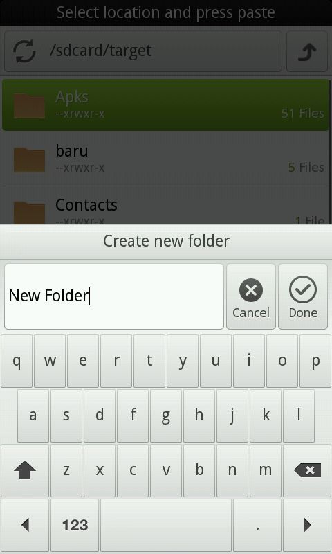 htc one x file manager