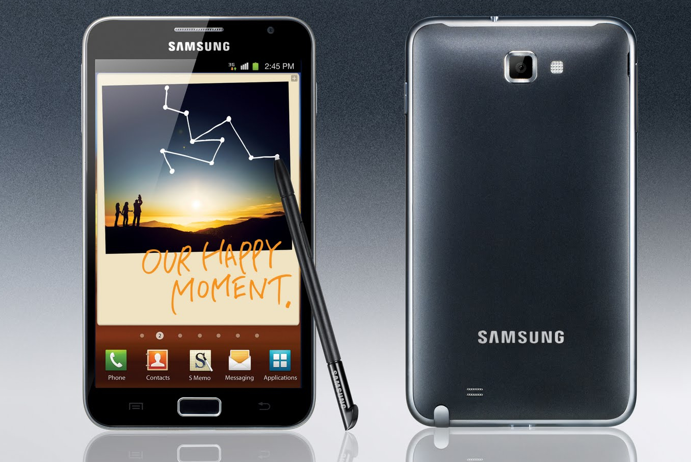 international galaxy note official ics released repackaged